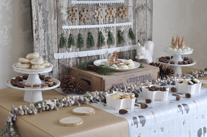 Nordic Winter Cookie Decorating Party on Kara's Party Ideas | KarasPartyIdeas.com (9)