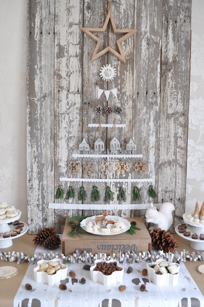 Nordic Winter Cookie Decorating Party on Kara's Party Ideas | KarasPartyIdeas.com (27)