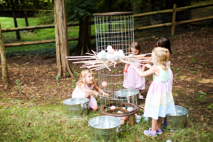 Ladder Golf from an Outdoor Ice Cream Bar Party on Kara's Party Ideas | KarasPartyIdeas.com (9)