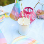 Outdoor Ice Cream Bar Party on Kara's Party Ideas | KarasPartyIdeas.com (3)
