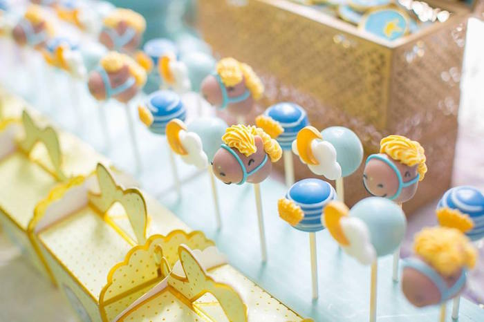 Cake pops from a Royal Prince Birthday Party on Kara's Party Ideas | KarasPartyIdeas.com (20)