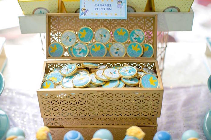 Prince pins from a Royal Prince Birthday Party on Kara's Party Ideas | KarasPartyIdeas.com (28)