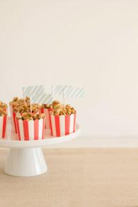 Snack cups from a Santa's Sweet Table on Kara's Party Ideas | KarasPartyIdeas.com (11)