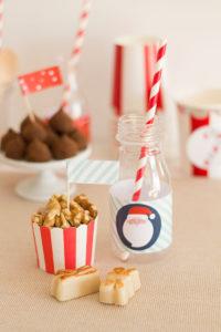 Snacks from a Santa's Sweet Table on Kara's Party Ideas | KarasPartyIdeas.com (15)