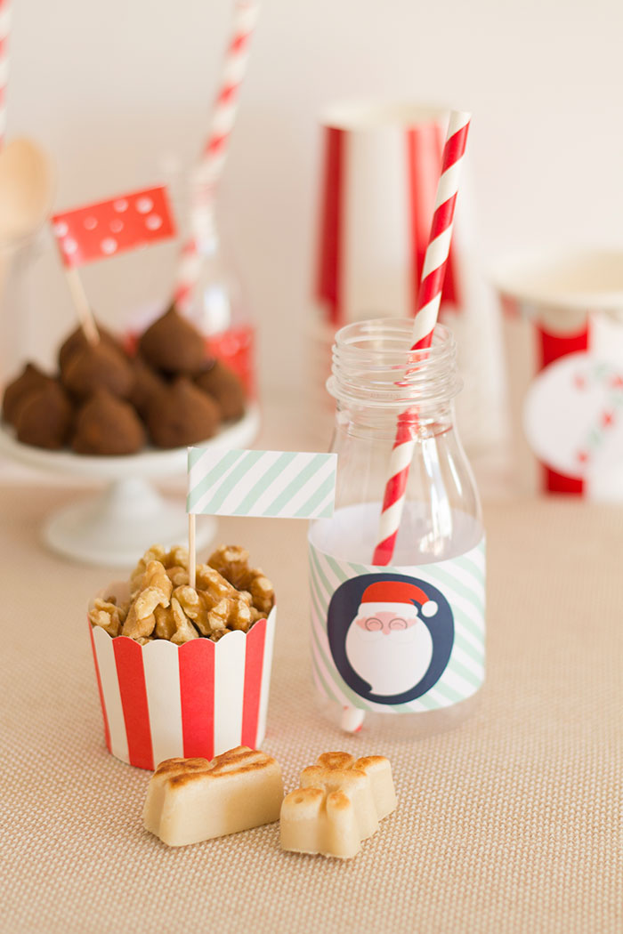 Snacks from a Santa's Sweet Table on Kara's Party Ideas   KarasPartyIdeas.com (15)