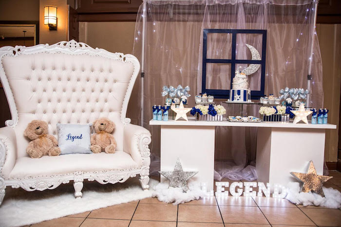 Twinkle Twinkle Little Star Baby Shower on Kara's Party Ideas | KarasPartyIdeas.com (8)