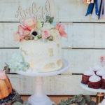 Whimsical Vintage 1st Birthday Party on Kara's Party Ideas | KarasPartyIdeas.com (2)