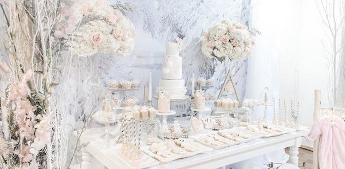 Winter Wonderland Baby Shower on Kara's Party Ideas | KarasPartyIdeas.com (2)