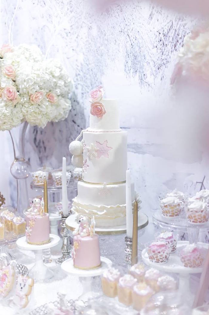 Winter Wonderland Baby Shower on Kara's Party Ideas | KarasPartyIdeas.com (36)