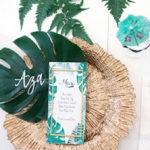 Tropical Jungle Baby Shower on Kara's Party Ideas | KarasPartyIdeas.com (1)