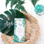 Tropical Jungle Baby Shower on Kara's Party Ideas | KarasPartyIdeas.com (1)