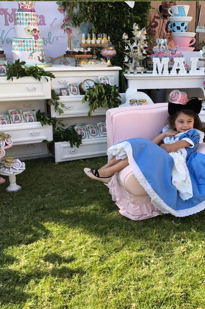Alice in Wonderland Birthday Party on Kara's Party Ideas | KarasPartyIdeas.com (1)