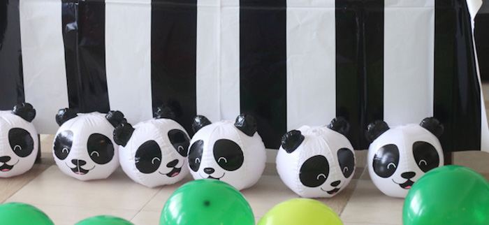 Bamboo Panda Birthday Party on Kara's Party Ideas | KarasPartyIdeas.com (4)