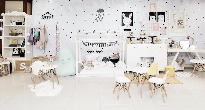 Contemporary Scandinavian Birthday Party on Kara's Party Ideas | KarasPartyIdeas.com (9)