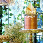 Elegant Glam Birthday Party on Kara's Party Ideas   KarasPartyIdeas.com (1)