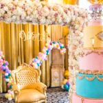 Floral Pastel Carousel Birthday Party on Kara's Party Ideas | KarasPartyIdeas.com (3)