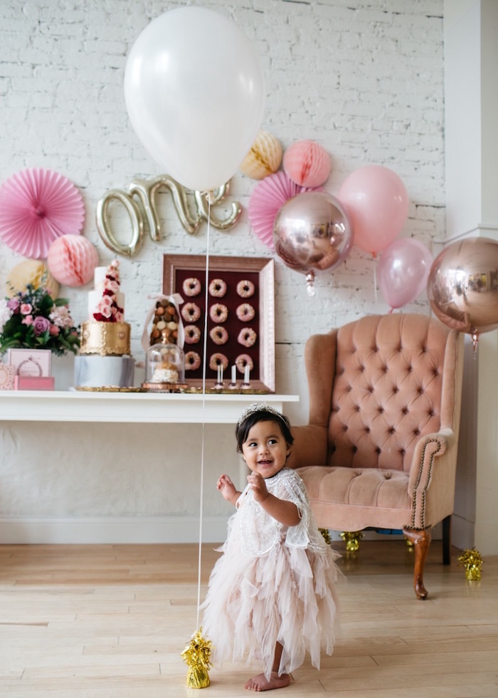 French Flower Market Inspired Birthday Party on Kara's Party Ideas | KarasPartyIdeas.com (15)