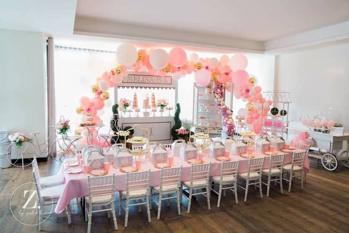 High Tea Birthday Party on Kara's Party Ideas | KarasPartyIdeas.com (7)