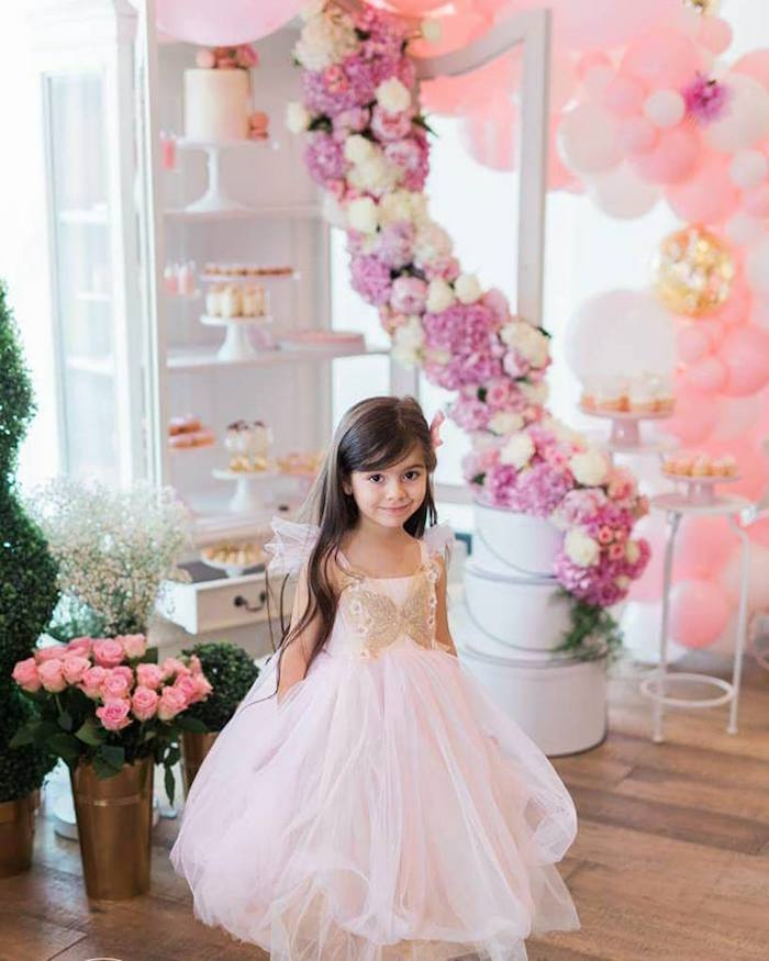High Tea Birthday Party on Kara's Party Ideas | KarasPartyIdeas.com (6)
