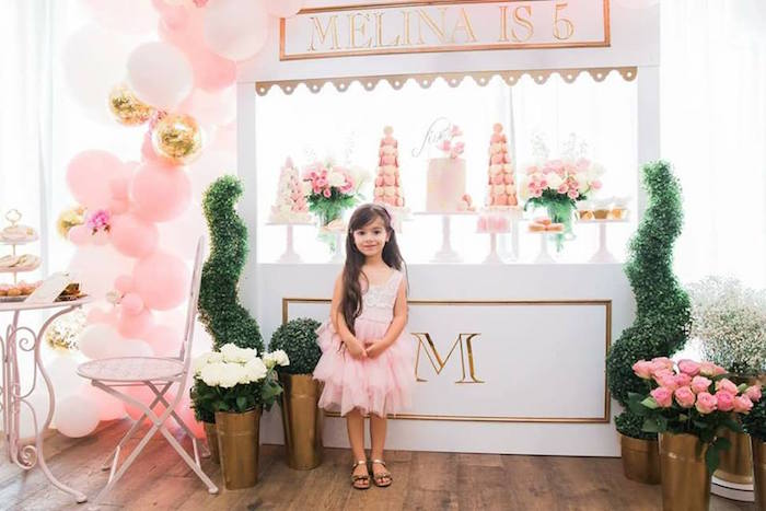 High Tea Birthday Party on Kara's Party Ideas | KarasPartyIdeas.com (3)