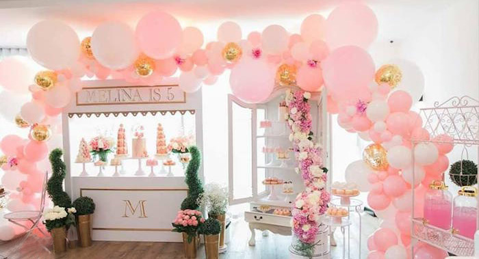 High Tea Birthday Party on Kara's Party Ideas | KarasPartyIdeas.com (1)
