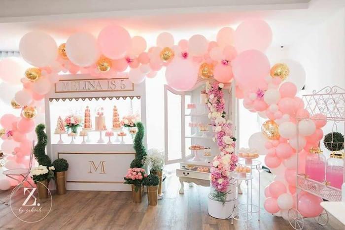 Kara S Party Ideas High Tea Birthday