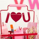 I Heart You Valentine's Party on Kara's Party Ideas | KarasPartyIdeas.com (2)