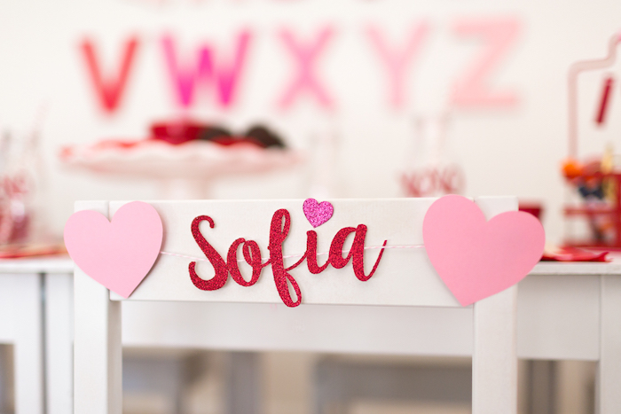 Kara S Party Ideas I Heart You Valentine S Party Kara S Party Ideas