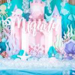 Majestic Under the Sea Birthday Party on Kara's Party Ideas | KarasPartyIdeas.com (3)