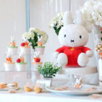 Miffy Bunny Birthday Party on Kara's Party Ideas | KarasPartyIdeas.com (3)