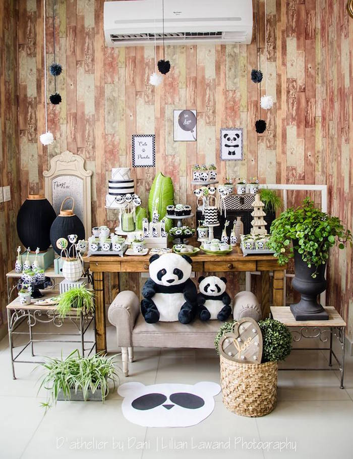 Panda Lover Birthday Party on Kara's Party Ideas   KarasPartyIdeas.com (28)