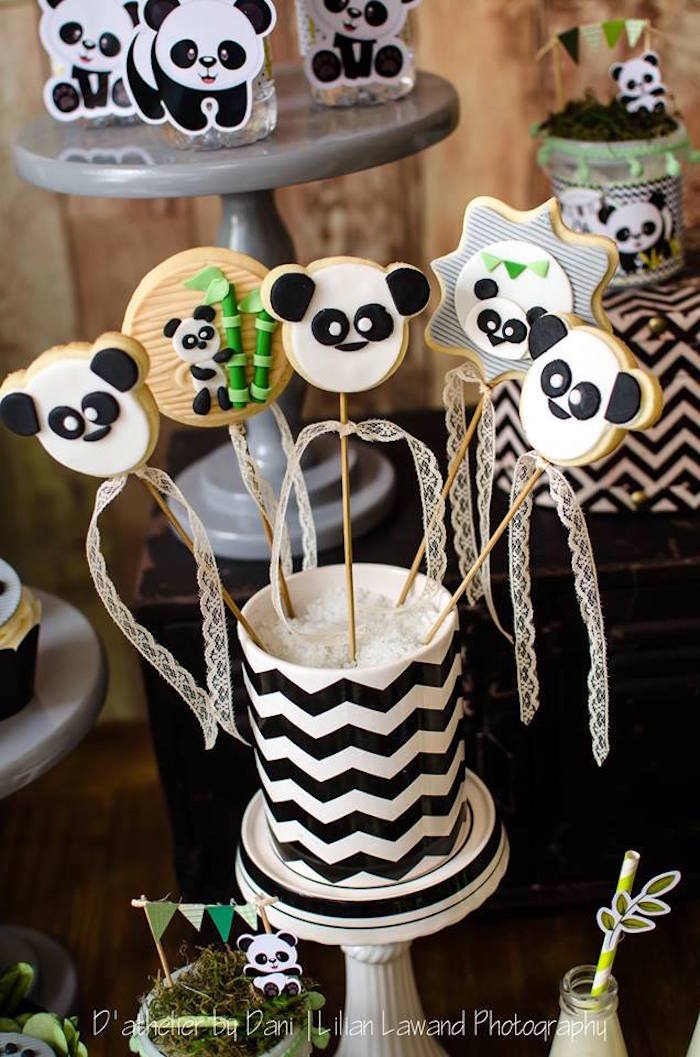 Image Result For Panda Pops Birthday Cake