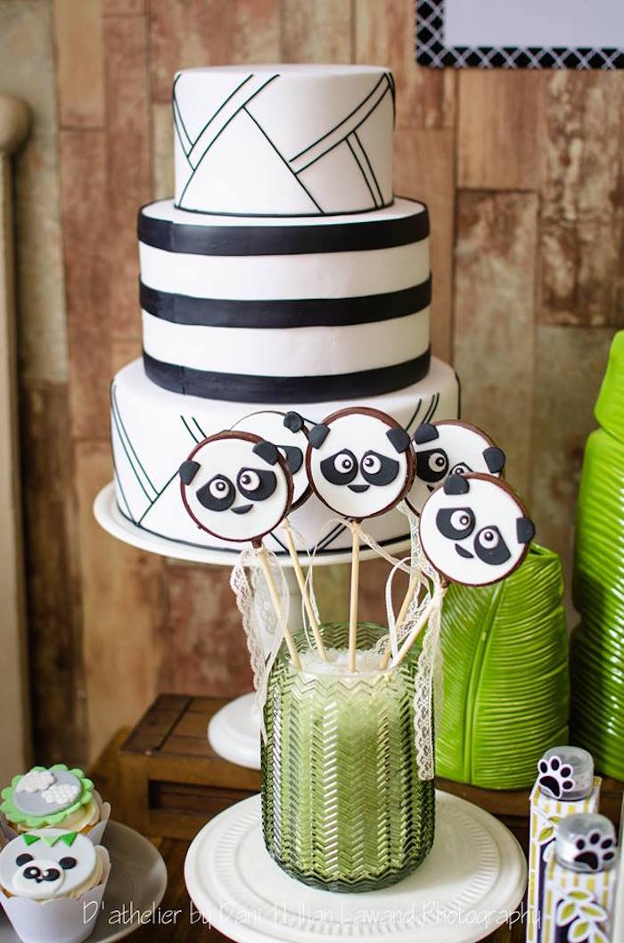 karas party ideas panda lover birthday party karas