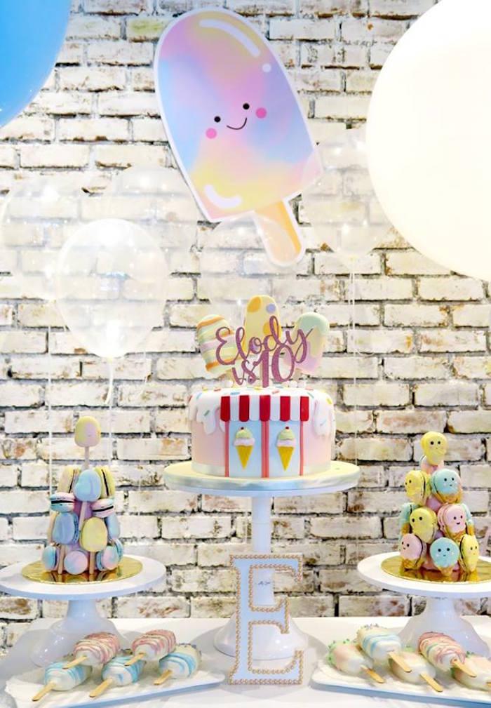 Popsicle Birthday Party on Kara's Party Ideas | KarasPartyIdeas.com (15)