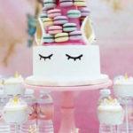 Pretty Pink Unicorn Birthday Party on Kara's Party Ideas | KarasPartyIdeas.com (1)