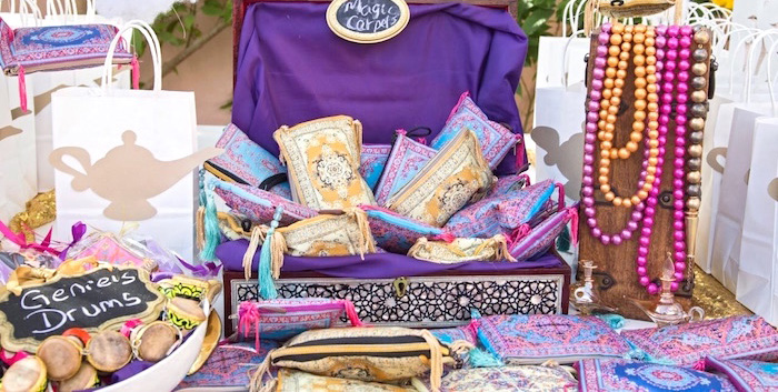 Princess Jasmine Inspired Arabian Nights Party on Kara's Party Ideas | KarasPartyIdeas.com (4)