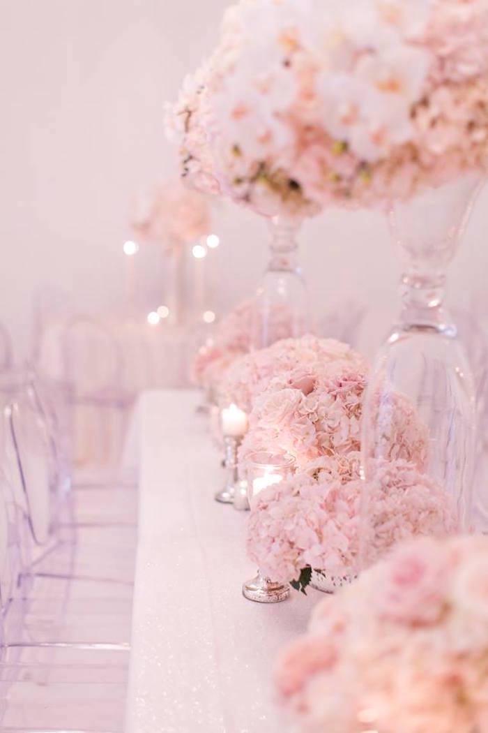Blooms from a Romantic White Wedding on Kara's Party Ideas   KarasPartyIdeas.com (8)