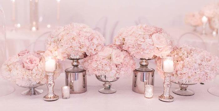 Romantic White Wedding on Kara's Party Ideas | KarasPartyIdeas.com (4)