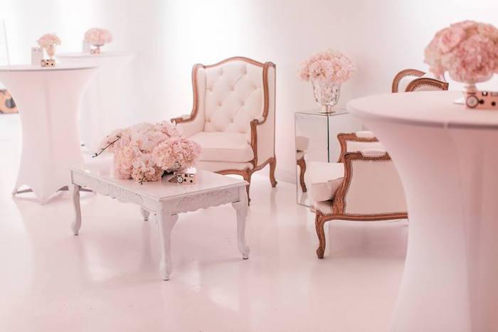 Romantic White Wedding on Kara's Party Ideas   KarasPartyIdeas.com (22)