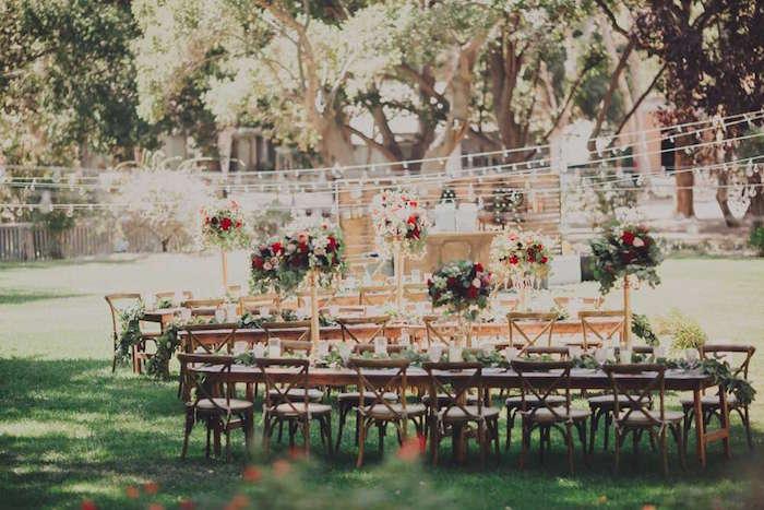 Sendi Wedding Party on Kara's Party Ideas | KarasPartyIdeas.com (21)