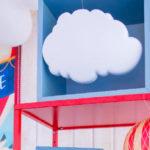 Sky is the Limit Hot Air Balloon Birthday Party on Kara's Party Ideas | KarasPartyIdeas.com (2)