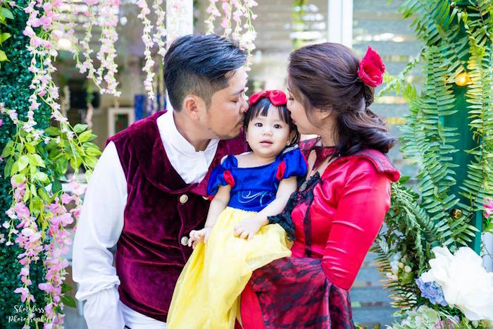 Snow White Enchanted Forest Birthday Party on Kara's Party Ideas   KarasPartyIdeas.com (28)