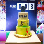 Sporty Cricket Themed Birthday Party on Kara's Party Ideas | KarasPartyIdeas.com (3)