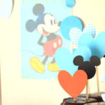 Vintage Minnie and Mickey Mouse Party on Kara's Party Ideas | KarasPartyIdeas.com (2)