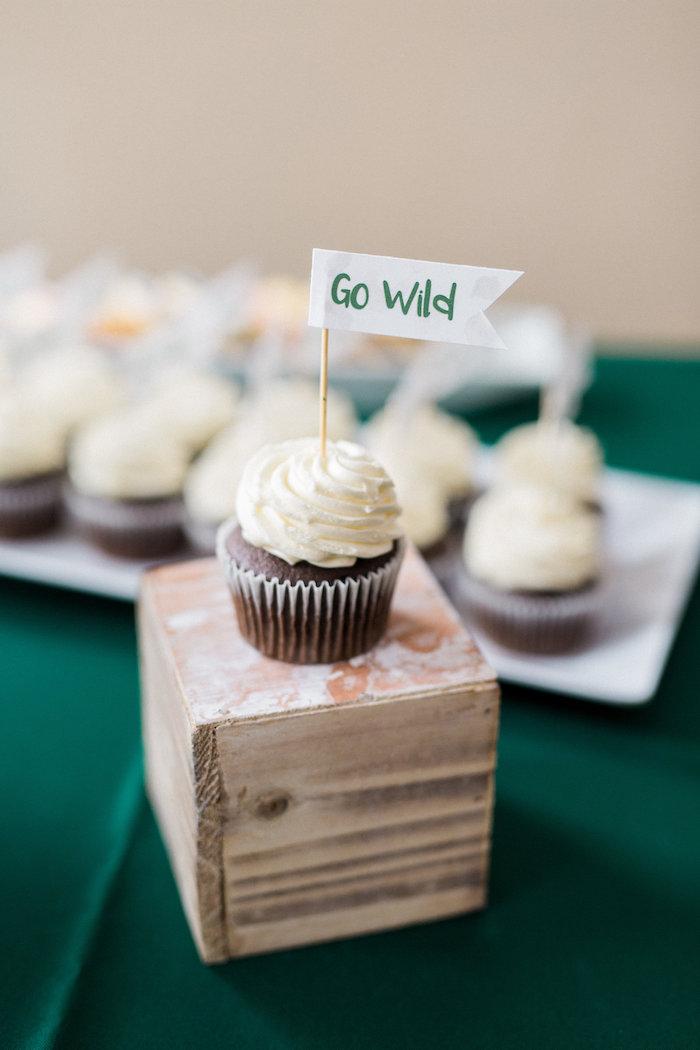 Go Wild Cupcakes from a Wild Kratts Animal Birthday Party on Kara's Party Ideas | KarasPartyIdeas.com (11)