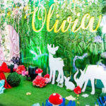 Snow White Enchanted Forest Birthday Party on Kara's Party Ideas | KarasPartyIdeas.com (3)