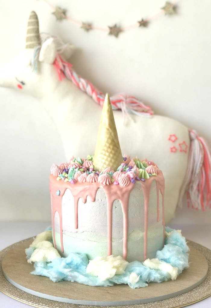 Kara S Party Ideas Quot I Believe In Unicorns Quot Birthday Party