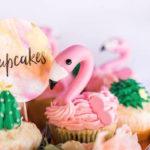 """Let's Flamingle"" Tropical Flamingo Birthday Party on Kara's Party Ideas | KarasPartyIdeas.com (3)"