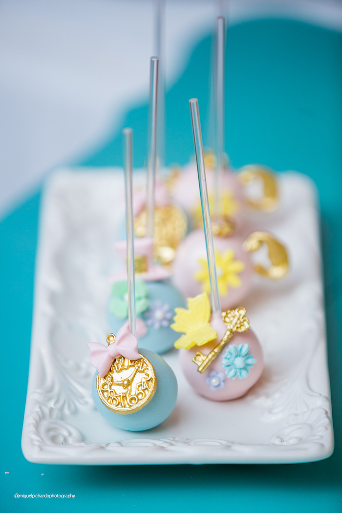 Alice in Wonderland Themed Cake Pops from an Alice in Wonderland Tea Party on Kara's Party Ideas | KarasPartyIdeas.com (29)