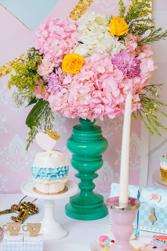 Alice in Wonderland Tea Party on Kara's Party Ideas | KarasPartyIdeas.com (23)